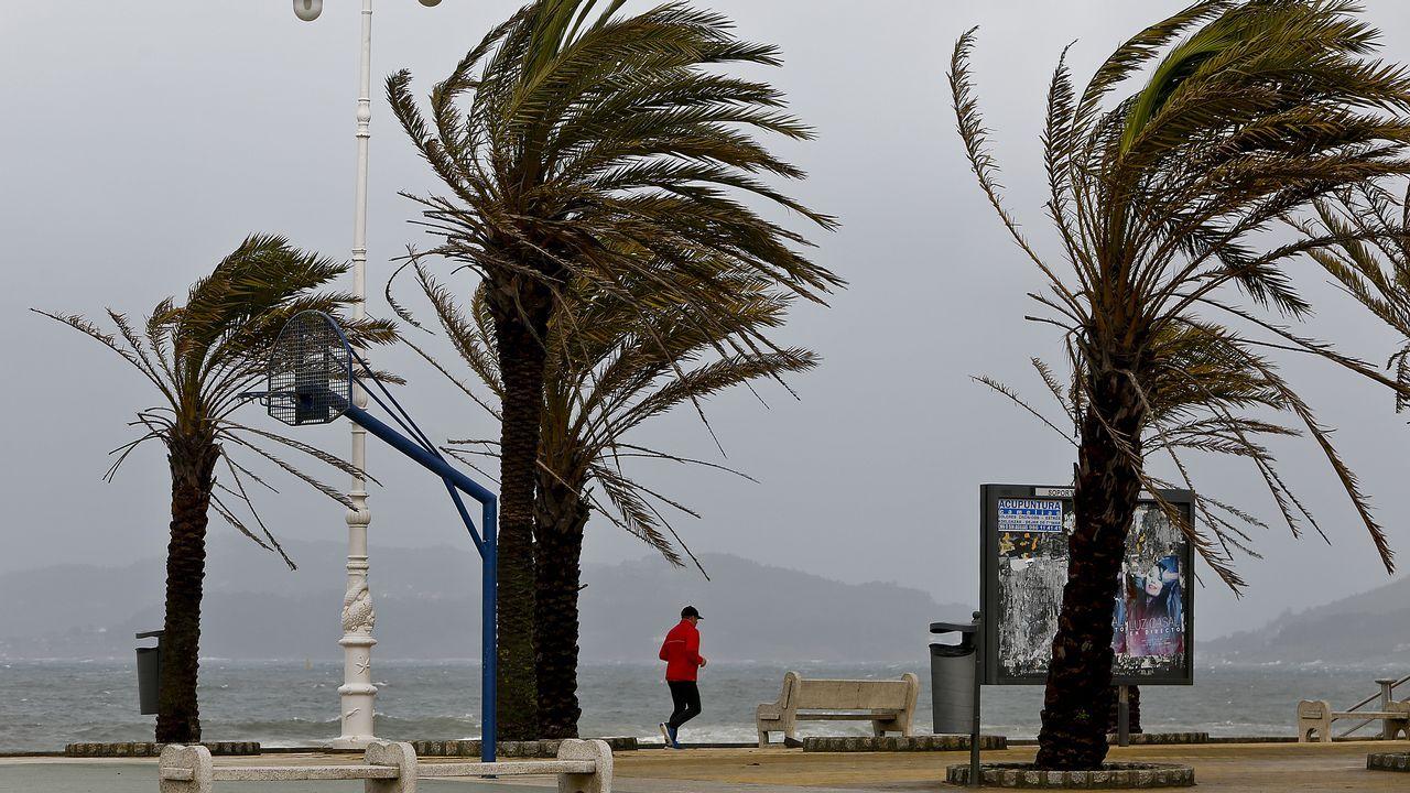 Gisele: más lluvias y viento que con Félix