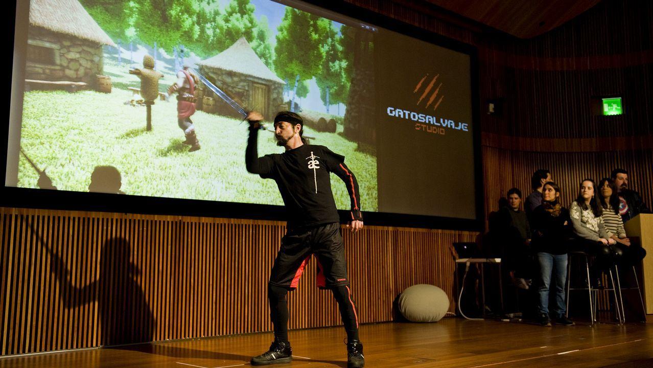 El videojuego «The Waylanders» llevará Galicia a 162 países