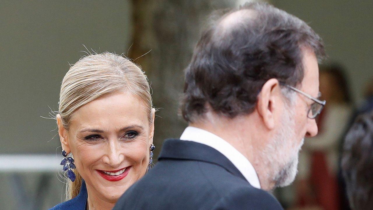 Cifuentes dice que habla con Rajoy «con mucha frecuencia»