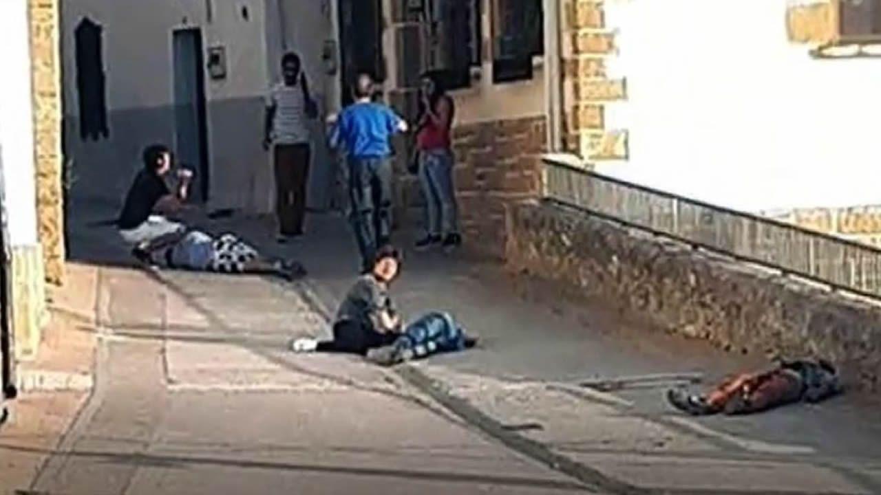Un padre y sus dos hijos mueren tiroteados en una pelea con otra familia en Cáseda