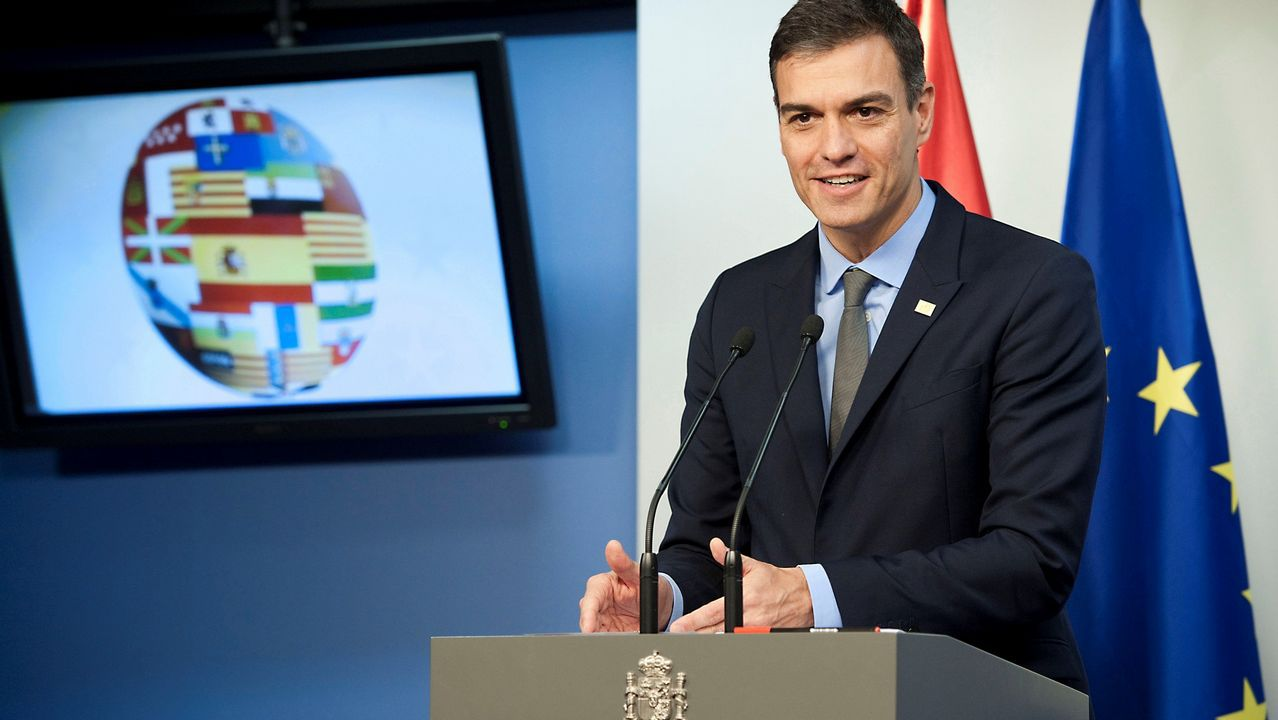 Sánchez: «Con la salida del Reino Unido perdemos todos, pero en relación con Gibraltar, España gana»