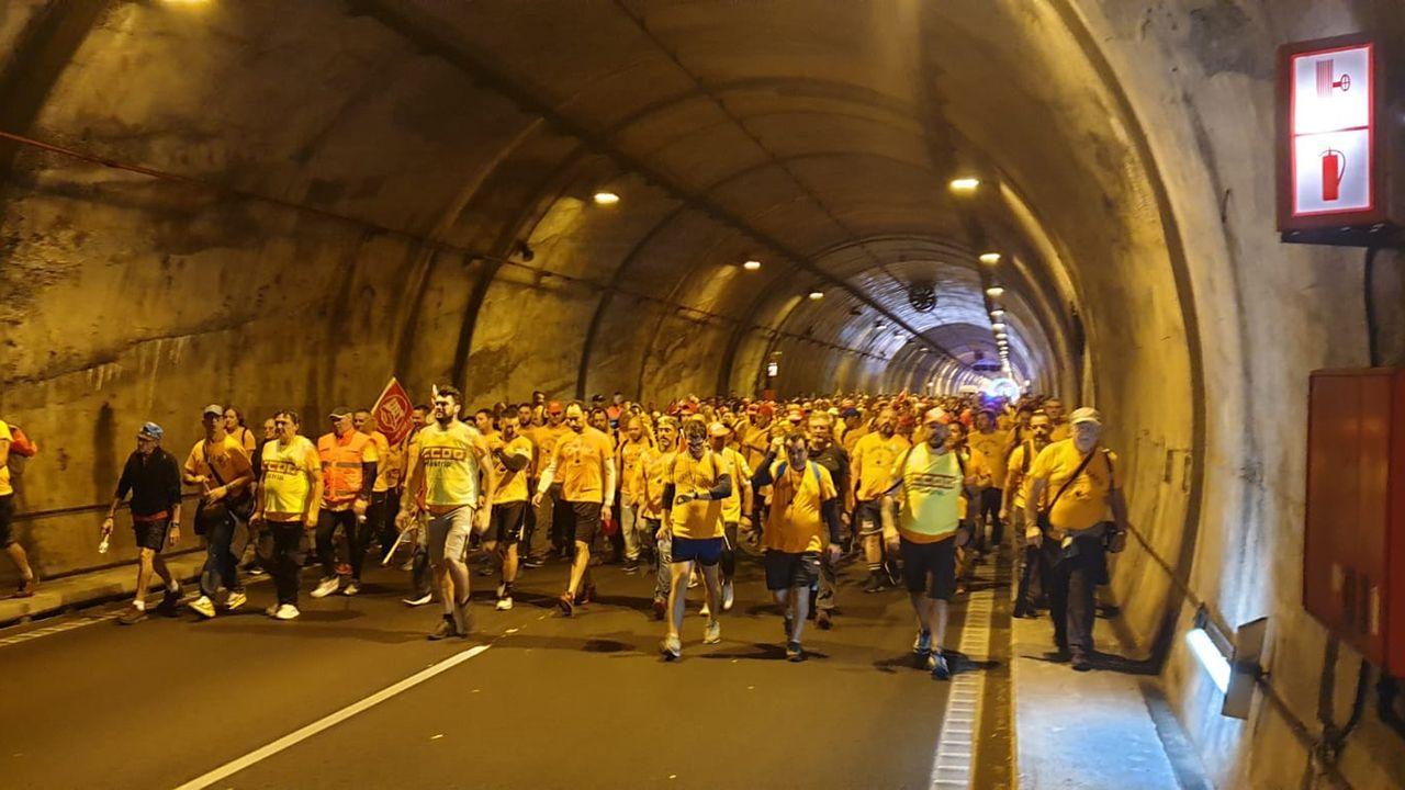 La marcha de Vesuvius