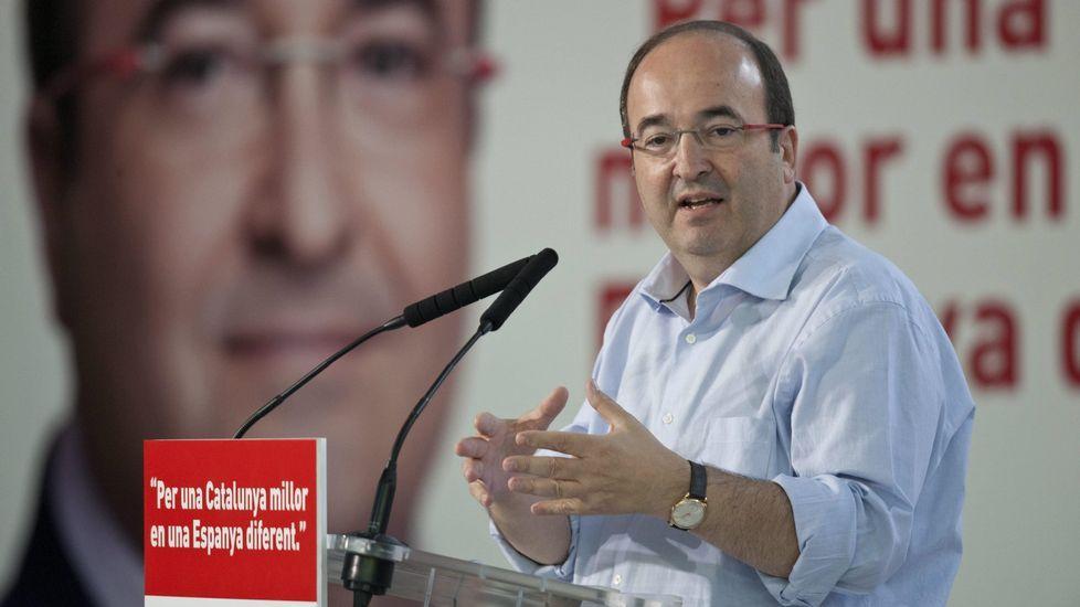 Off The Record - ¡Pieles roja en Cataluña!.Iceta sostiene que es necesaria una reforma constitucional.