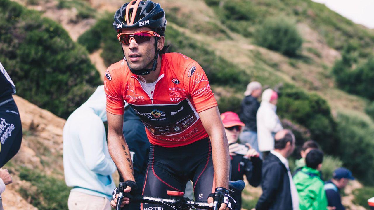 Ambientazo en Estaca de Bares con la llegada de La Vuelta.Grévol, un ave extinta que se reintroducirá en España