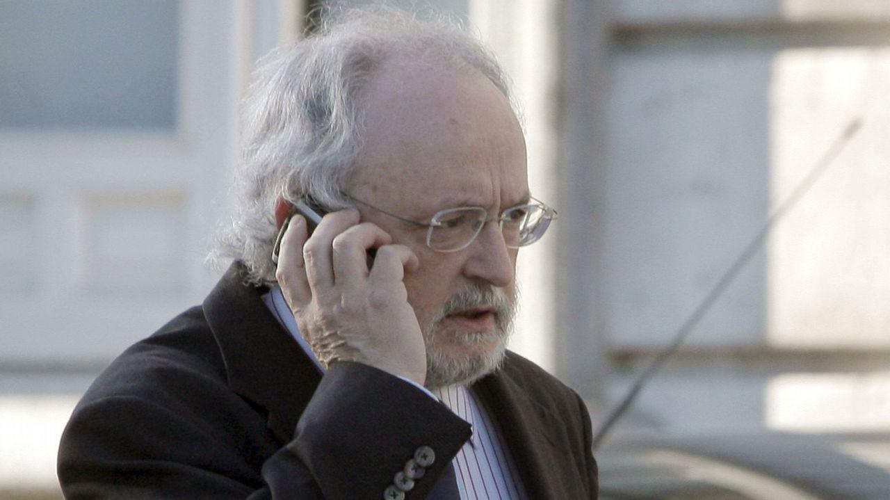 El magistrado Luciano Varela cumple 72 años el 9 de mayo