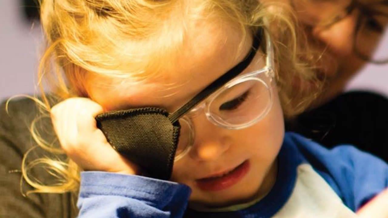 El tratamiento más eficaz para el ojo vago