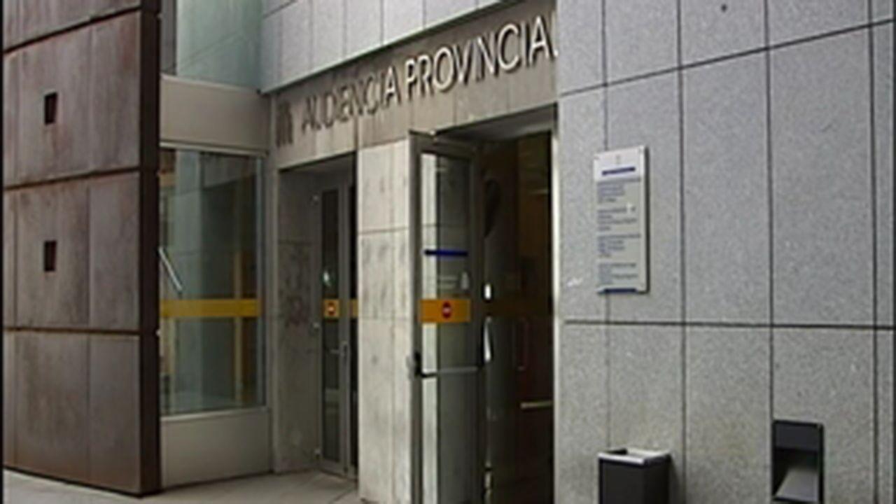 .Sede de la Audiencia Provincial en Oviedo