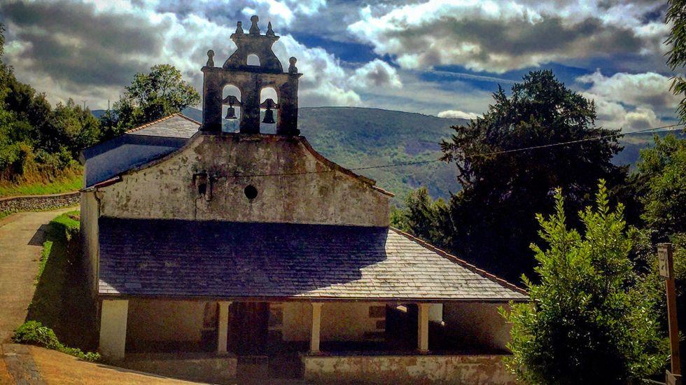 Iglesia de Santa María de Lago.Iglesia de Santa María de Lago
