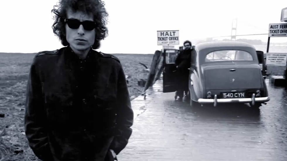 Bob Dylan: «Knockin' on heaven's door»