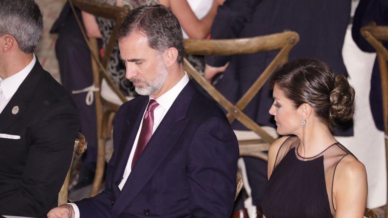 Las imágenes de la visita de los reyes de España a la Casa Blanca.Ángel Paniceres vuelve al Campeonato de España de Rallyes con Kia