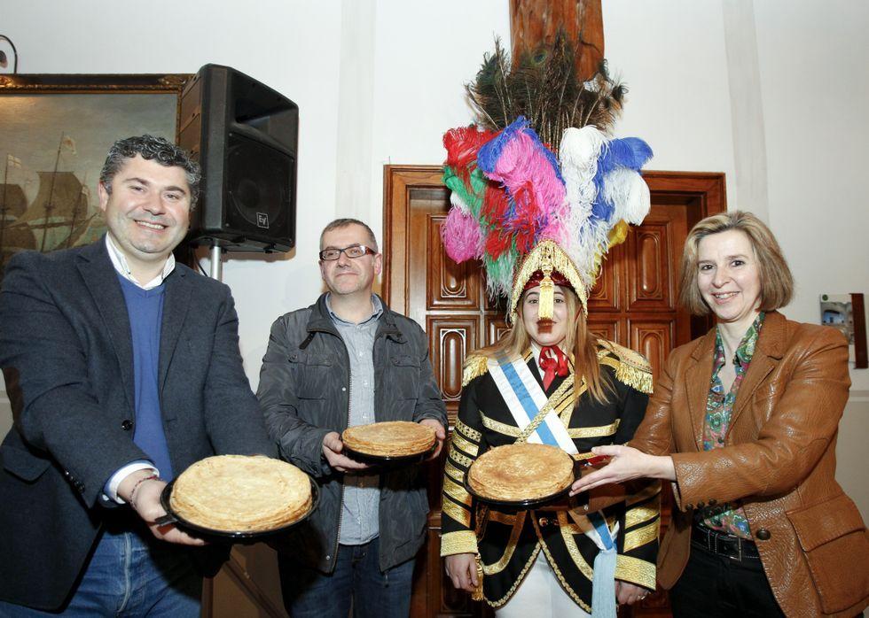 La prueba se efectuó en las calles Vilalba y Bispo Aguirre.
