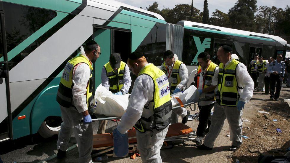 Oleada de ataques a israelíes