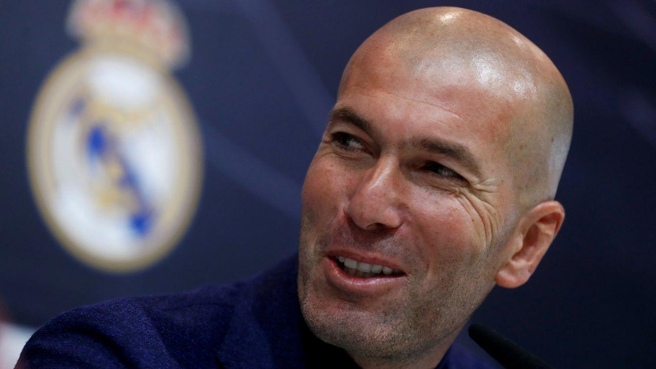 En directo: Presentación de Zidane como entrenador del Madrid