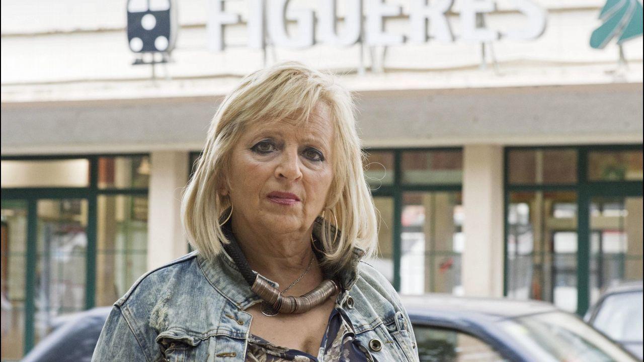 .Pilar Abel reclama la paternidad de Dali