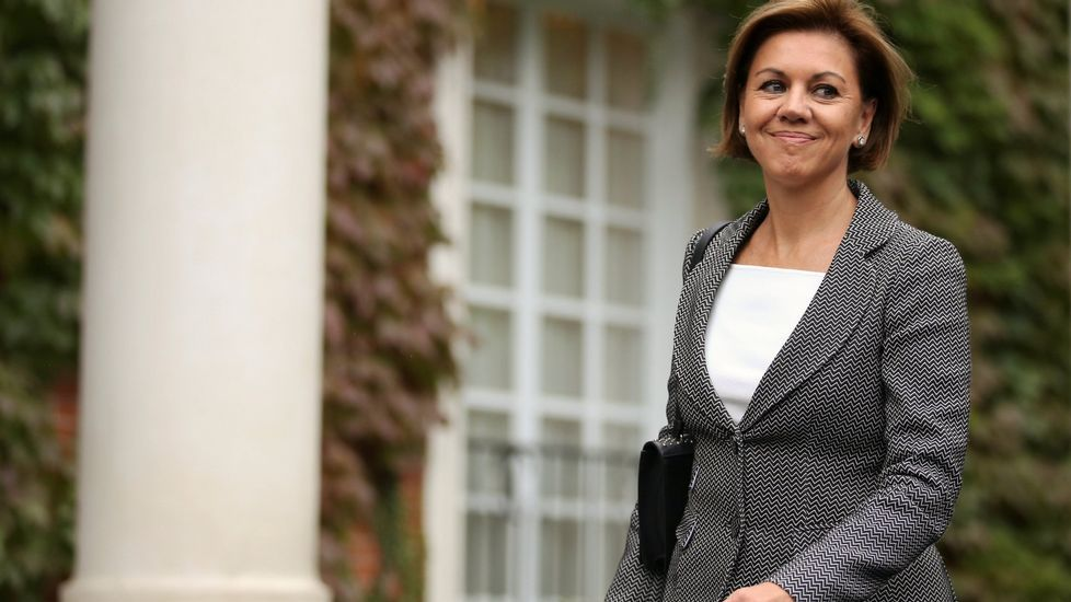 Rajoy: «Fue un enorme honor ser su amigo».Susana López Ares
