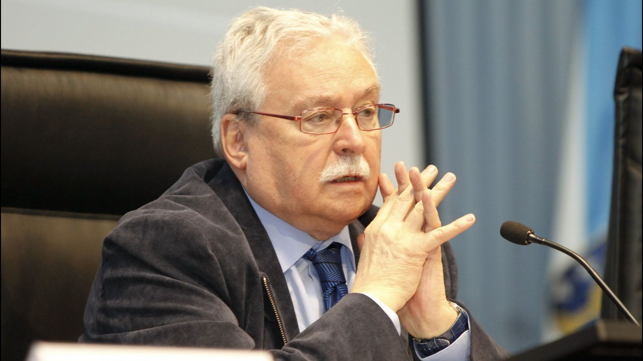 Julie Fernández, diputada socialista en Bélgica.Alfonso Guerra
