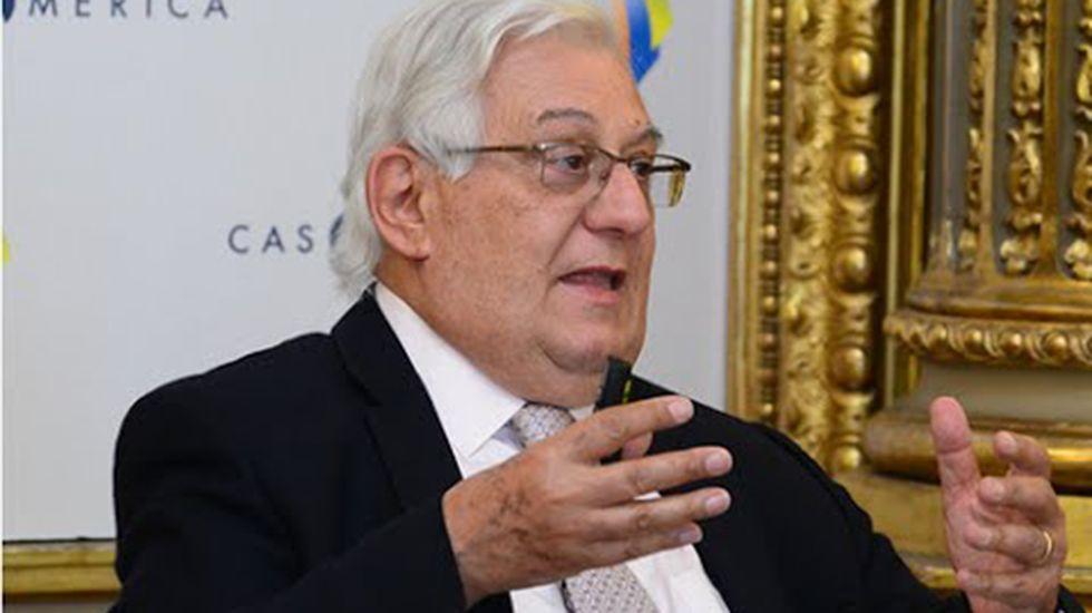 Sebastián Piñera, presidente de Chile.Antonio del Valle