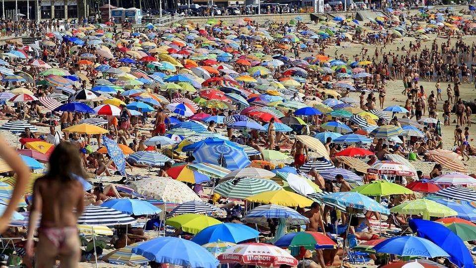 La ola de calor derrite Galicia.Vigo suma ahora más menores de cuatro años en su censo que al inicio de la crisis.