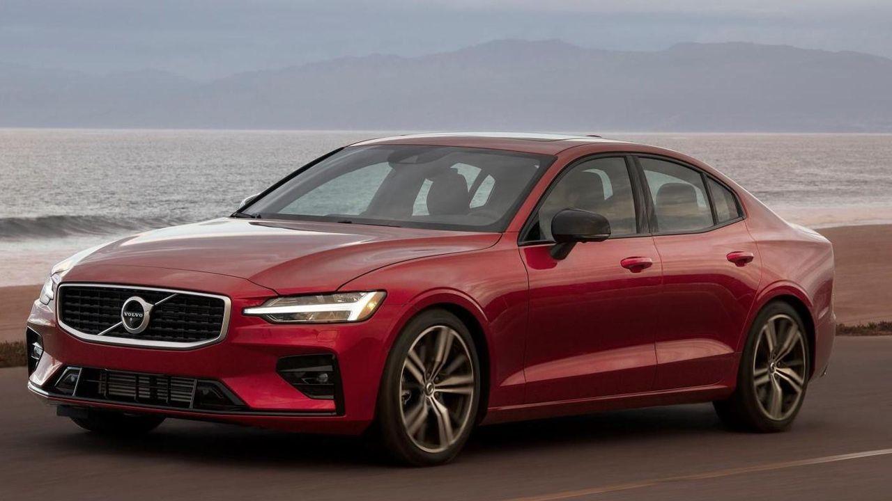 Imagen de un Volvo