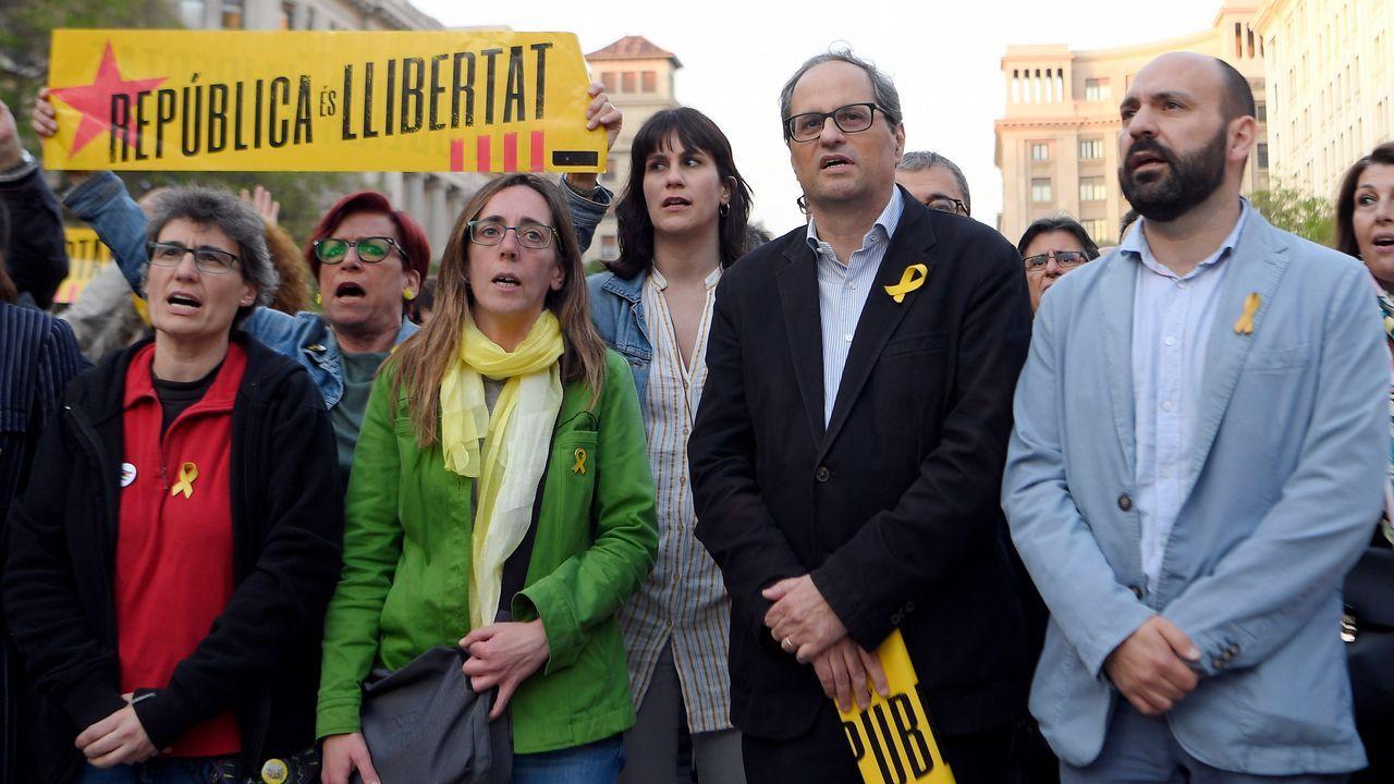 Rivera sobre Cataluña: «Hay que actuar de manera serena, efectiva y clara»
