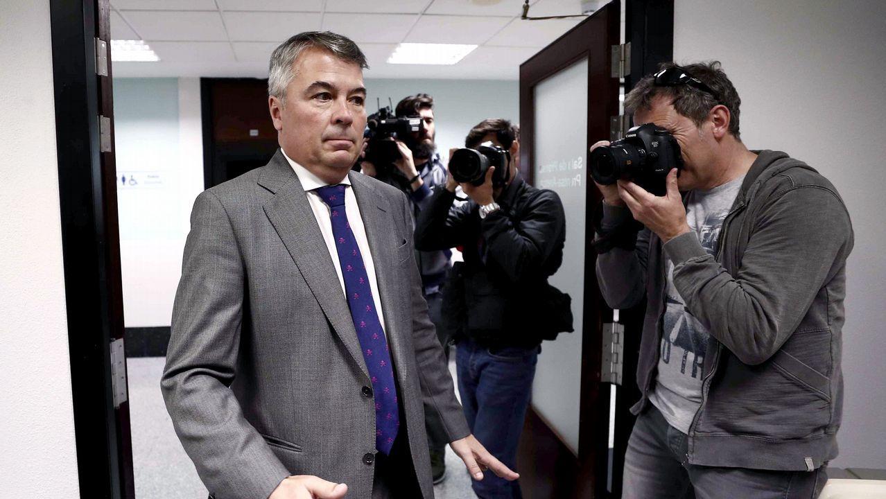 Los abogados de los condenados y de la víctima recurrirán la sentencia.La directora del Instituto Asturiano de la Mujer, Almudena Cueto