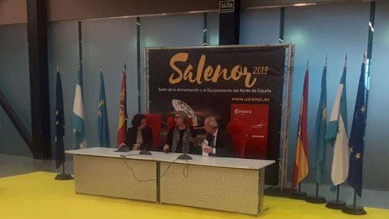 Una fallecida en Valencia por intoxicación con setas en un restaurante de lujo.Presentación de Salenor 2019