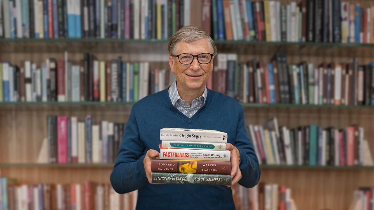 5 libros que vale la pena leer este verano.Paul Allen, cofundador de Microsoft, en una imagen de archivo