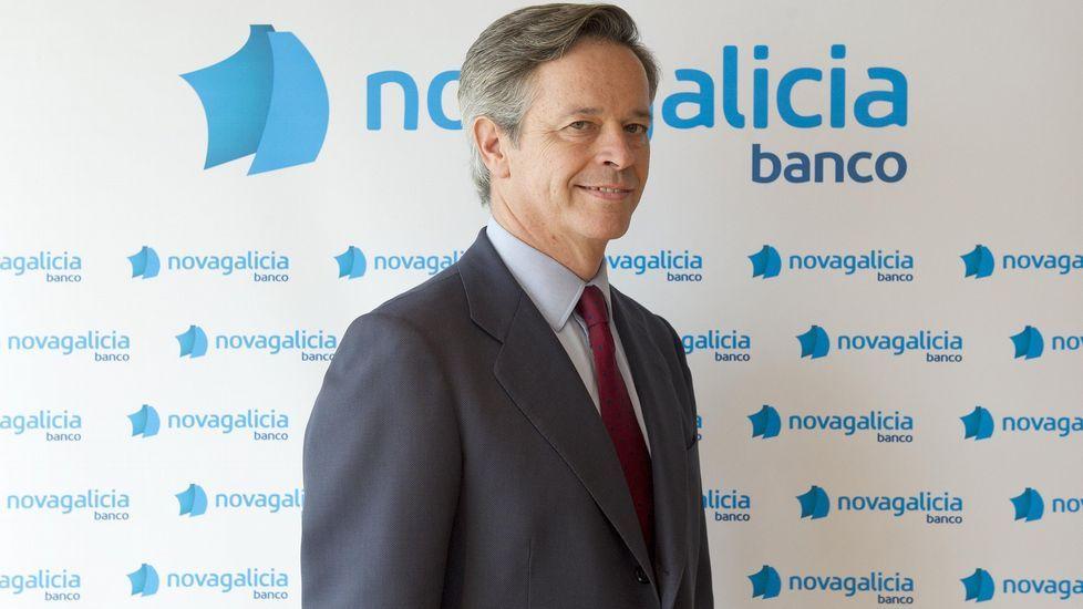 .FERNANDO VAZQUEZ LAPUERTA. ANTES: Director general de banca mayorista en Novagalicia. AHORA: Administrador de Banca Privada D'Andorra, en resolución