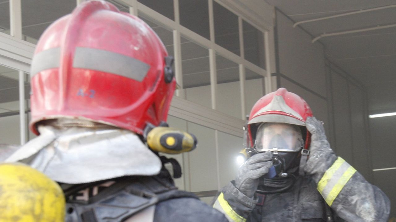 Incendio en Altamira