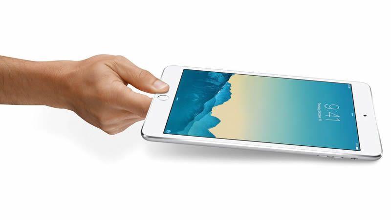 El Nokia N1 tiene una pantalla IPS de 7,9 pulgadas.