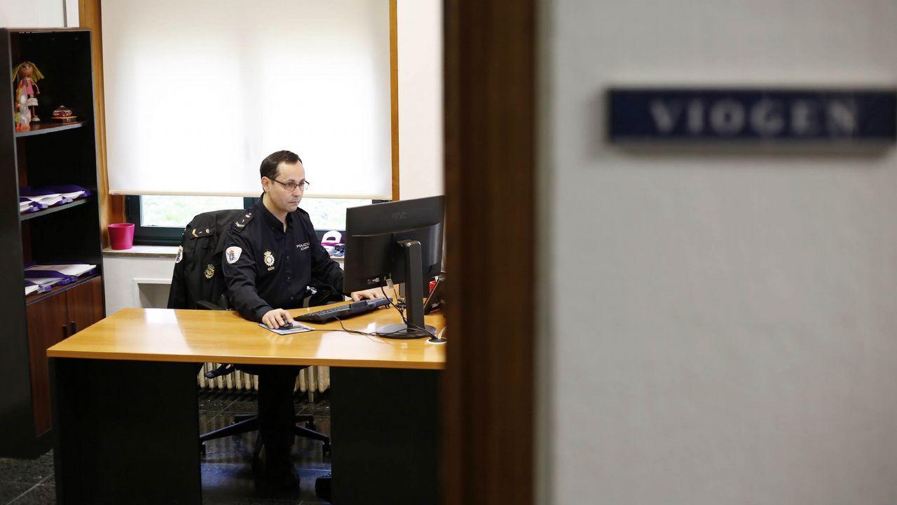 Las nuevas instalaciones de la Policía Autonómica están en el Pazo de Xustiza
