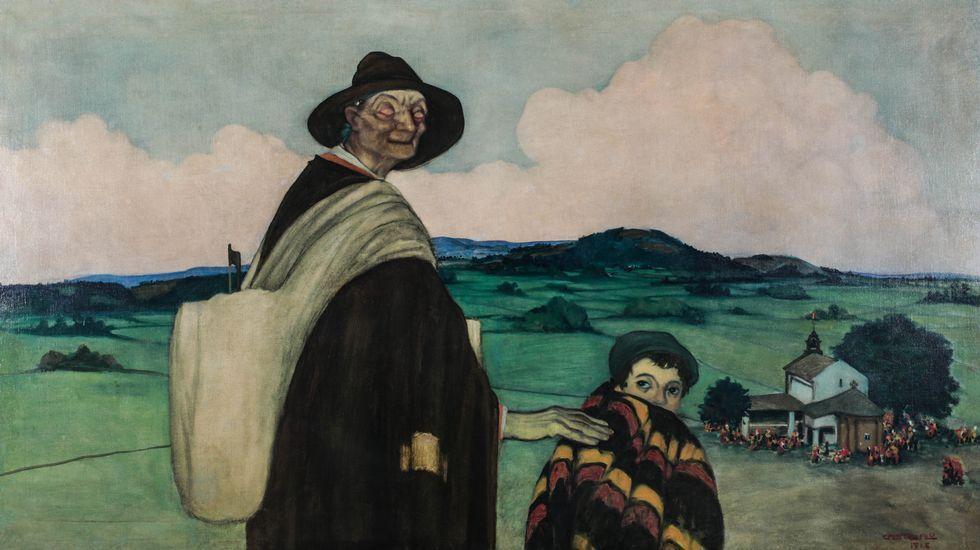 «O Cego» (1913)