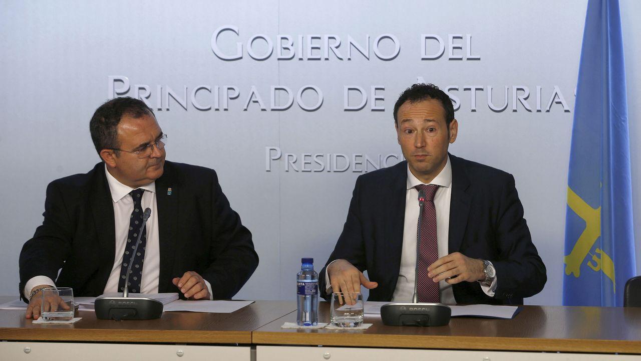 Residencia Spa del Montepío de la Minería, en Felechosa.Isaac Pola y Guillermo Martínez