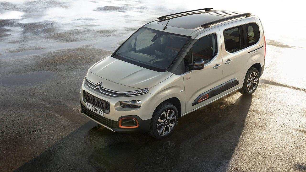 Así luce la nueva Citroën Berlingo