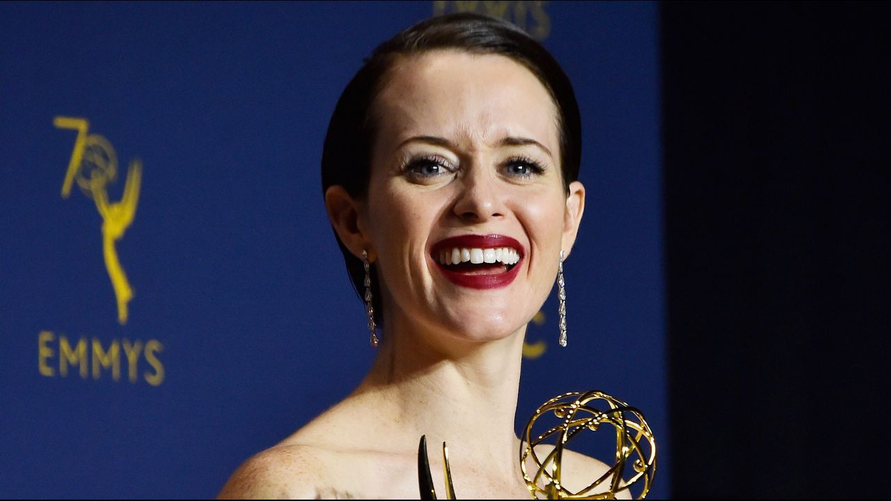 .Emmy 2018: Claire Foy
