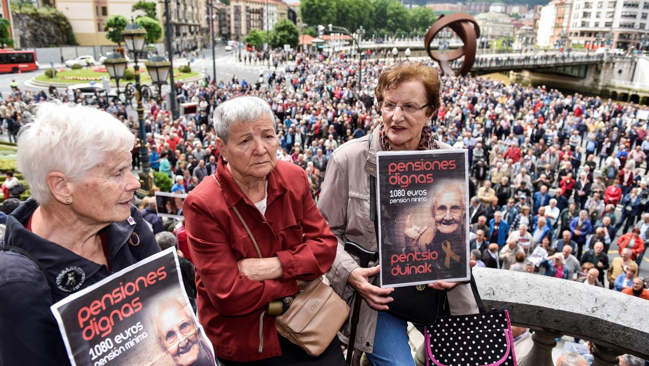 A la búsqueda del debate perfecto.José Manuel Barreiro, junto a Javier Arenas, en una imagen de archivo