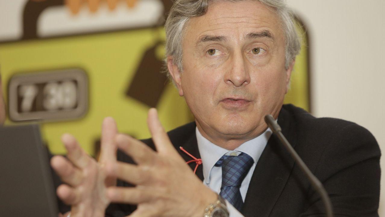 .Roberto Díaz Rincón, presidente del grupo Invertaresa
