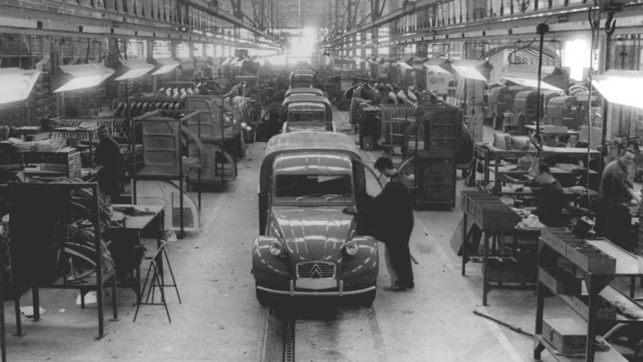 Los 25 coches con los que Vigo motorizó a Europa en menos de 3 minutos