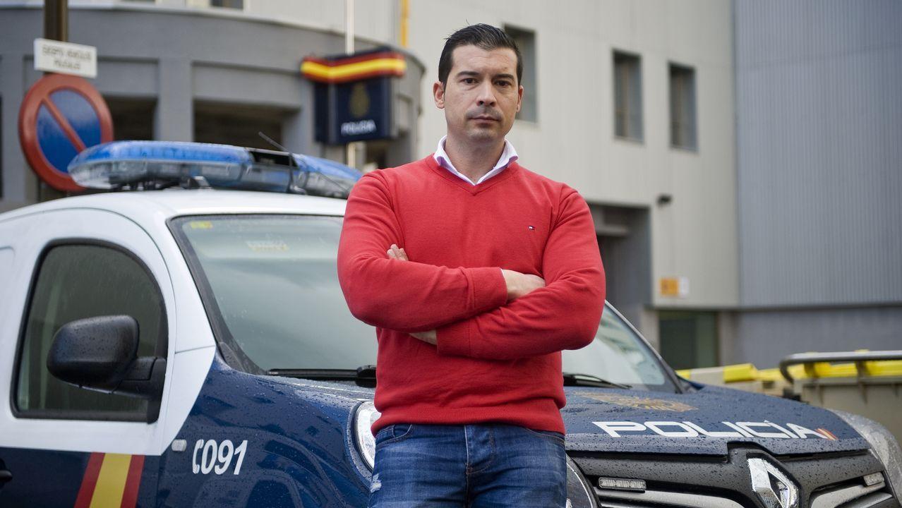 Valerio descarta intervenir Alcoa: «No estamos en un régimen comunista».Pérez es agente en la comisaría de A Coruña