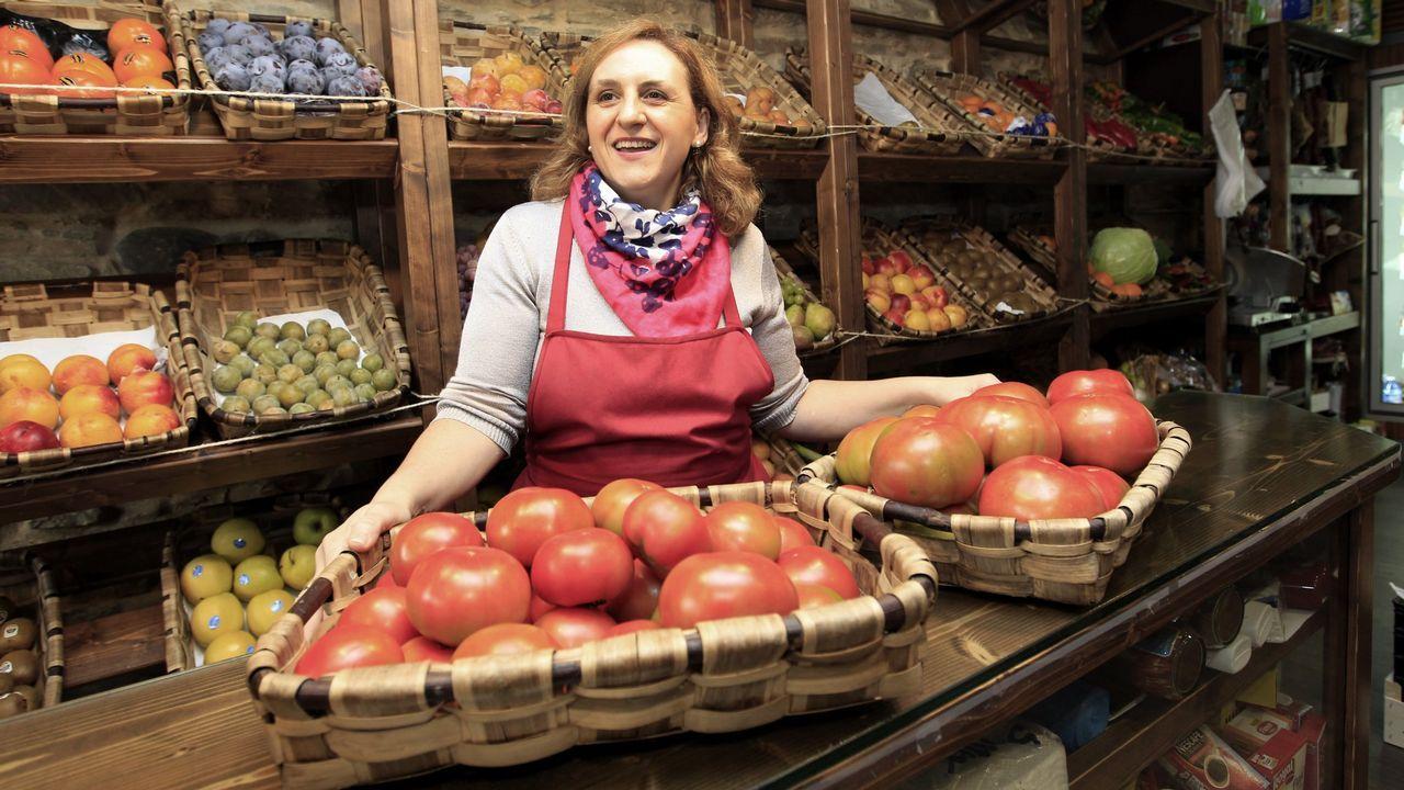 La focense Rosa Sánchez cumple 104 en Santa Cilla
