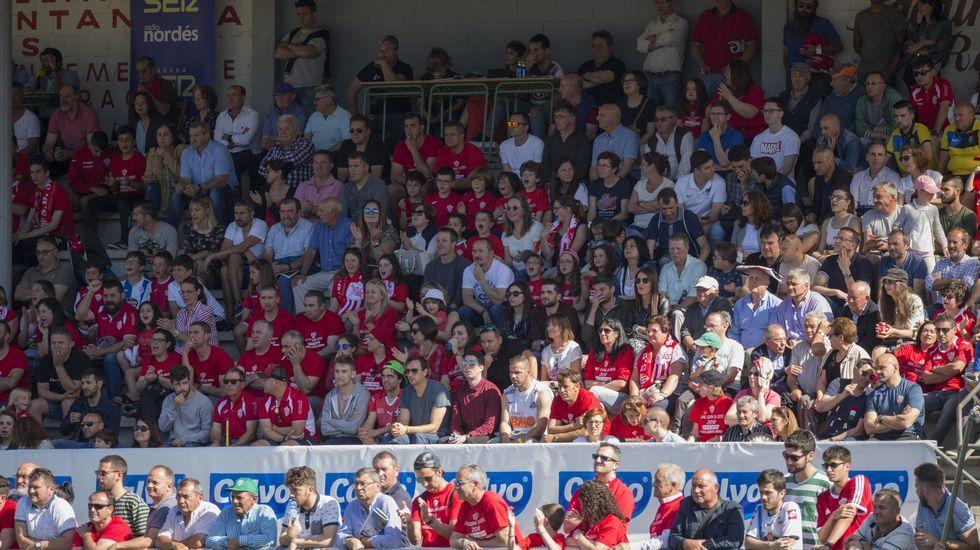 Un duelo que no dejó respirar a los allí presentes ¡mira en imágenes la final de la Copa da Costa!.