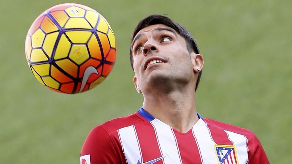 «El Celta es muy competitivo».Augusto fue sustituido al inicio de la segunda mitad