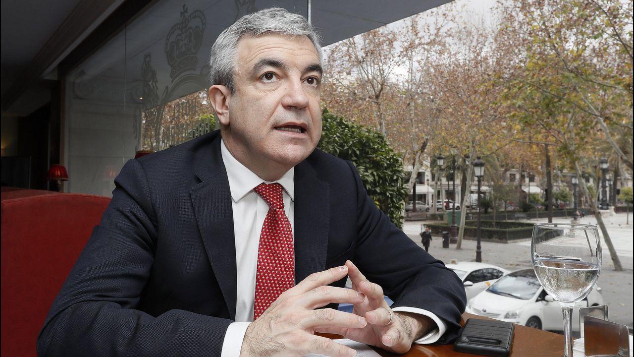 | EFE.Luis Garicano, responsable económico de Ciudadanos