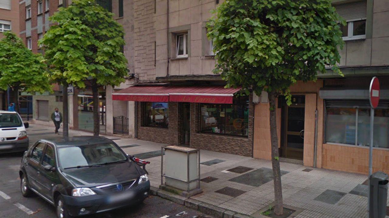 La Folixa, Gijón.Juicio por la muerte de Silvia Hernández
