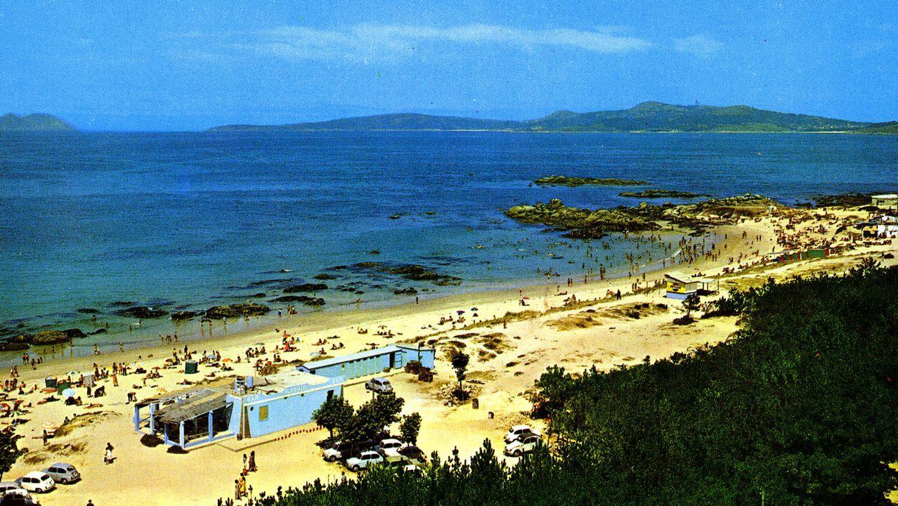 Mañana de limpieza de arenales en la Costa da Morte: ¡el álbum!