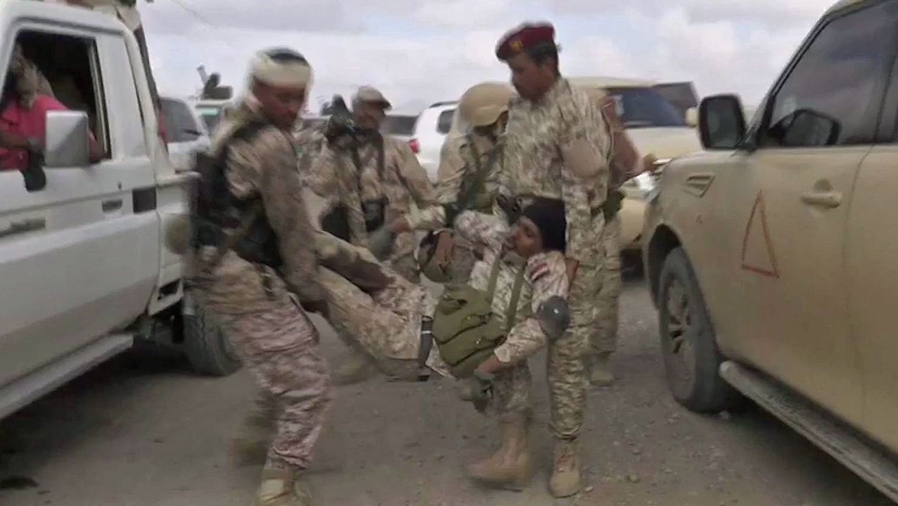 | EFE.Captura de uno de los vídeos que la joven saudí compartió a través de Twitter