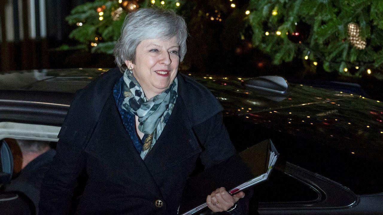 Raab fue el ministro del «brexit» y dimitió tras las cesiones de May