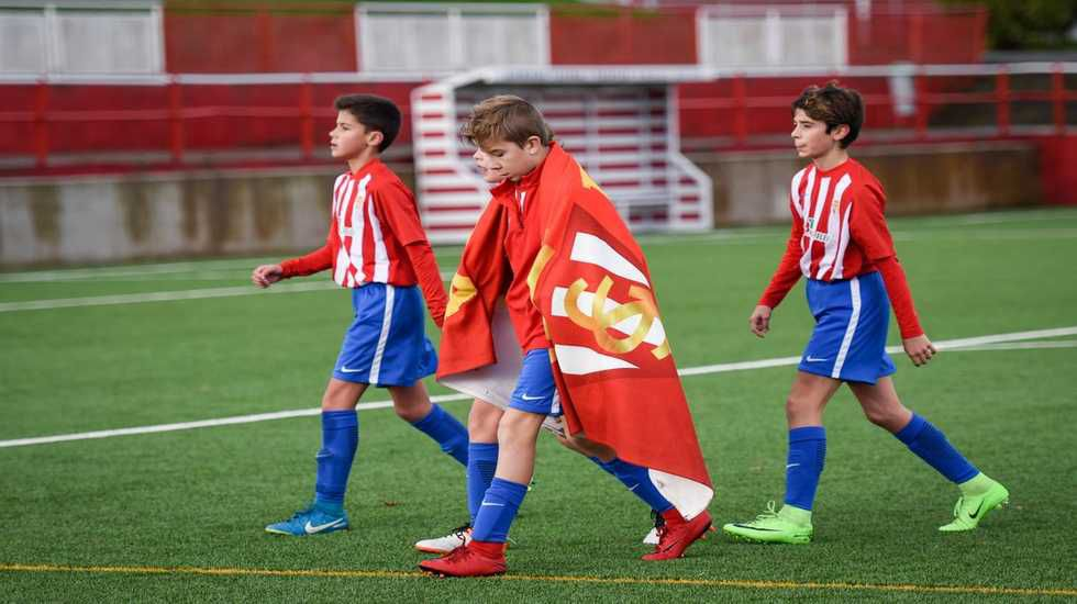 Cantera Sporting