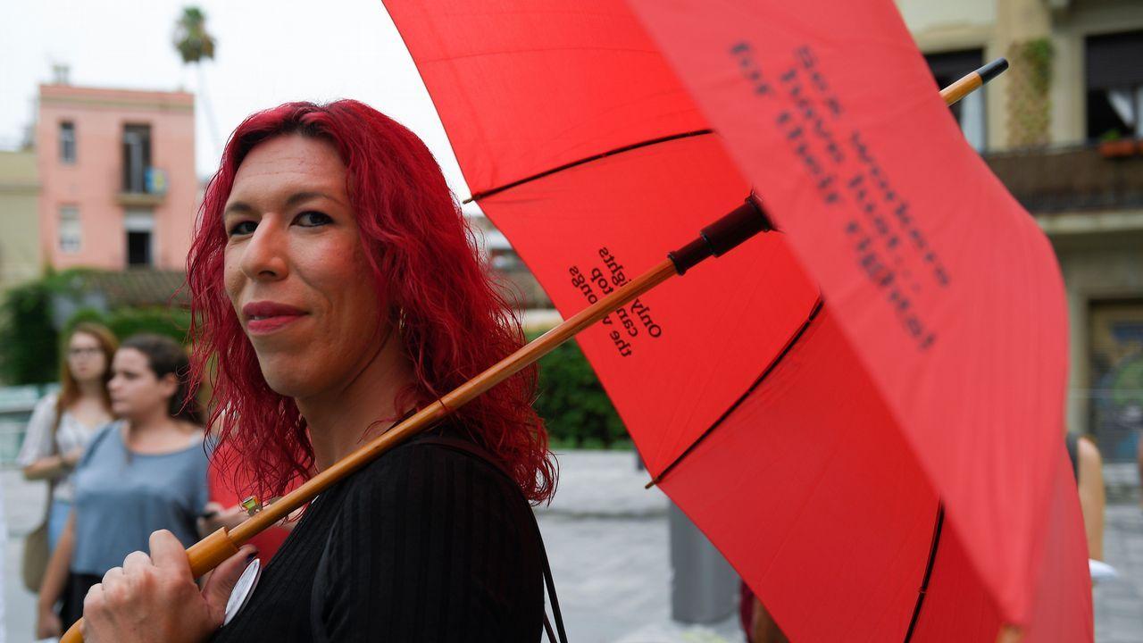 .Sabrina Sánchez es integrante del nuevo sindicato Organización de Trabajadoras Sexuales (Otras)