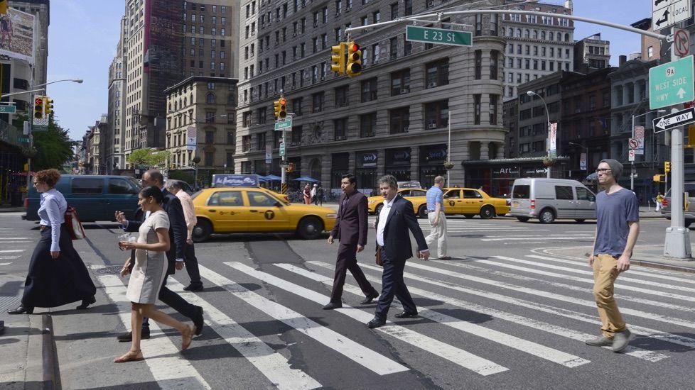 Desigualllena de color la Semana de la Moda de Nueva York